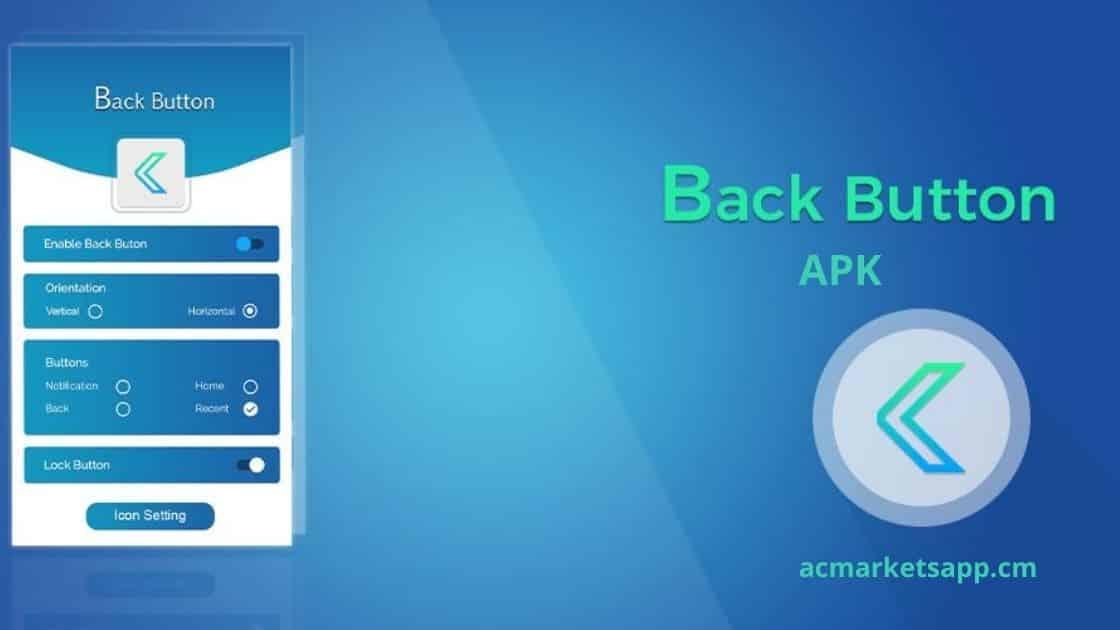 back button apk